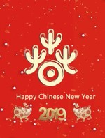 """Happy Chinese New Year"" 2019 Veranstaltungsserie"